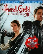 Hansel and Gretel: Witch Hunters [3D] [Blu-ray/DVD] [UltraViolet] [Includes Digital Copy]