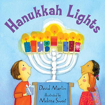 Hanukkah Lights - Martin, David