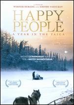 Happy People: A Year in the Taiga - Dmitry Vasyukov; Werner Herzog