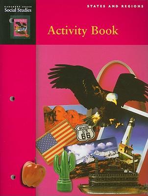 Harcourt Brace Social Studies: States and Regions Activity Book - Harcourt Brace (Creator)