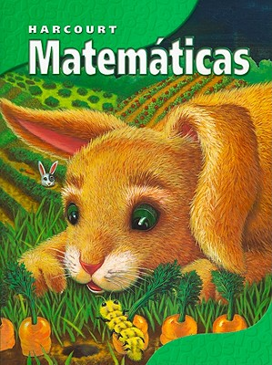 Harcourt Matematicas, Grade 1 - Andrews, Angela Giglio, and Burton, Grace M, and Johnson, Howard C