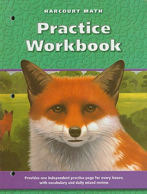 Worksheet Harcourt Math Worksheets harcourt math practice workbook grade 5 book by school publishers creator