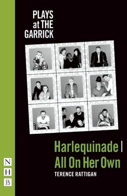 Harlequinade/All On Her Own - Rattigan, Terence