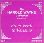 Harold Wayne Collection Volume 39