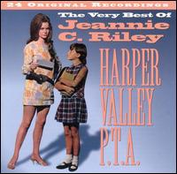 Harper Valley PTA: The Very Best of Jeannie C. Riley - Jeannie C. Riley