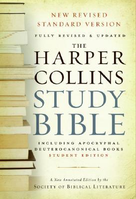 HarperCollins Study Bible-NRSV-Student - Attridge, Harold W