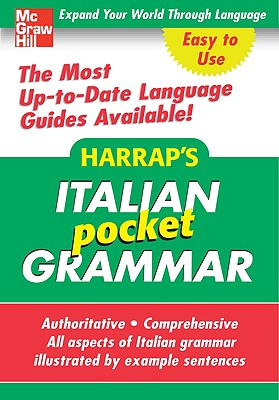 Harrap's Italian Pocket Grammar - Harrap