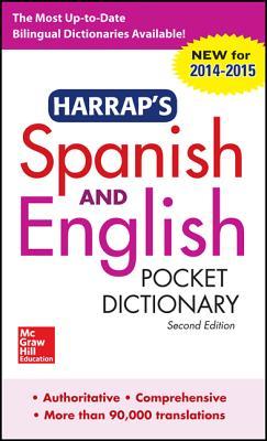 Harrap's Spanish and English Pocket Dictionary - Harrap