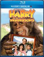 Harry and the Hendersons [Blu-ray] [Fandango Movie Cash]