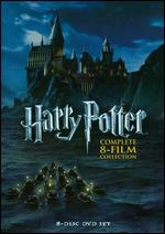 Harry Potter 8 Film Collection [With Movie Reward] - David Yates