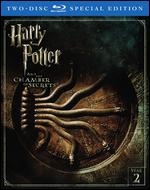 Harry Potter and the Chamber of Secrets [Blu-ray] [2 Discs] - Chris Columbus