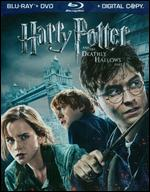 Harry Potter and the Deathly Hallows, Part 1 [3 Discs] [Includes Digital Copy] [Blu-ray/DVD] - David Yates