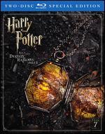 Harry Potter and the Deathly Hallows, Part 1 [With Movie Reward] [Blu-ray]