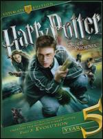 Harry Potter and the Order of the Phoenix [WS] [Ultimate Edition] [3 Discs] [Includes Digital Copy]