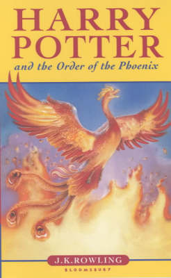 Harry Potter and the Order of the Phoenix - Rowling, J.K.