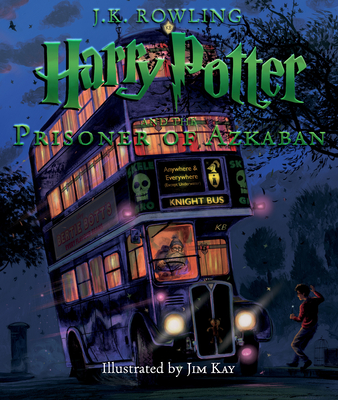 Harry Potter and the Prisoner of Azkaban: The Illustrated Edition, 3 - Rowling, J K