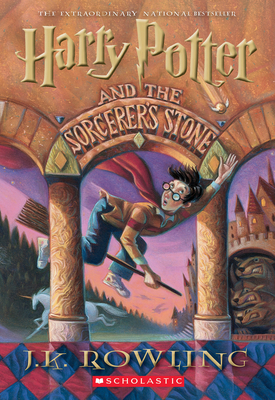 Harry Potter and the Sorcerer's Stone - Rowling, J K