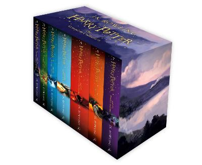 Harry Potter Box Set: The Complete Collection Children's - Rowling, J. K.