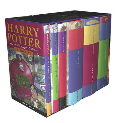 Harry Potter Box Set - Rowling, J. K.