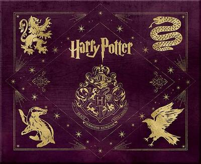 Harry Potter: Hogwarts Deluxe Stationery Set - Warner Bros Consumer Products Inc