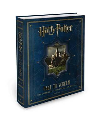 Harry Potter: Page to Screen - McCabe, Bob