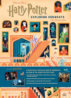 Harry Potter: The Mysteries of Hogwarts - Revenson, Jody