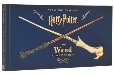 Harry Potter: The Wand Collection (Book) - Peterson, Monique