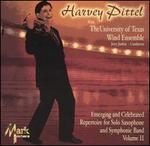 Harvey Pittel with the University of Texas Wind Ensemble
