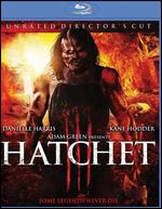 Hatchet III [Unrated] [Director's Cut] [Blu-ray] - BJ McDonnell