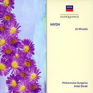 Haydn: 24 Minuets -