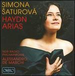 Haydn: Arias