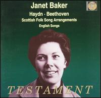 Haydn, Beethoven: Scottish Folk Song Arrangements; English Songs - Ambrose Gauntlett (viola da gamba); Douglas Whittaker (flute); George Malcolm (piano); George Malcolm (harpsichord);...