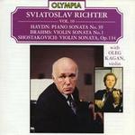 Haydn, Brahms, Shostakovich: Violin Sonatas