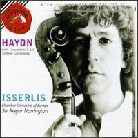 Haydn: Cello Concertos in C & D; Sinfonia Concertante - Douglas Boyd (oboe); Marieke Blankenstijn (violin); Matthew Wilkie (bassoon); Steven Isserlis (cello);...