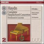 Haydn: Complete Harpsichord Concertos