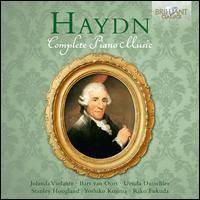 Haydn: Complete Piano Music -