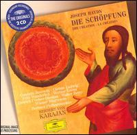 Haydn: Die Schöpfung - Christa Ludwig (contralto); Dietrich Fischer-Dieskau (baritone); Fritz Wunderlich (tenor); Gundula Janowitz (soprano);...