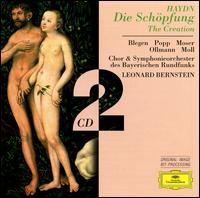 Haydn: Die Schöpfung - Hedwig Bilgram (harpsichord); Judith Blegen (soprano); Kurt Moll (bass); Kurt Ollmann (baritone); Lucia Popp (soprano);...