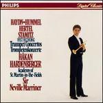 Haydn, Hummel, Hertel, Stamitz: Trumpet Concertos