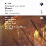 Haydn: Insanae et vanae curae; Mozart: Requiem; Ave verum corpus