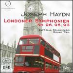 Haydn: Londoner Symphonien Nr. 96, 95, 93
