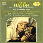 "Haydn: Mass No. 12 ""Theresienmesse""; Salve Regina"