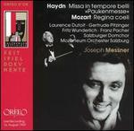"Haydn: Missa in tempore belli (""Paukenmesse""); Mozart: Regina coeli"