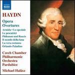Haydn: Opera Overtures