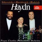 Haydn: Sitkovetsky/Davidovich/Hudecek