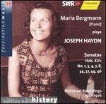 Haydn: Sonatas Hob. XVI: Nos. 1, 3, 4, 7, 8, 34, 37, 44, 46