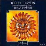 Haydn: Sonnenquartette
