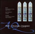 Haydn: String Quartet in F major, Op. 50 No. 5; James MacMillan: Tuireadh; Schubert: String Quartet in A minor, Op. 2
