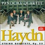 Haydn: String Quartets, Op.55