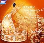 """Haydn: String Quartets, Op.76 - No. 1, No. 2 """"Fifths"""", No. 3 """"Emperor"""""""
